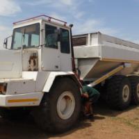 Terrex dumper for sale at reduced price