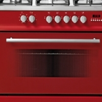 Meireles Freestanding Gas Hob Electric Oven (Full gas also available)