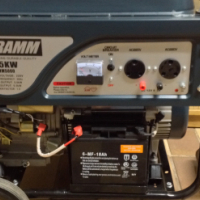 Generator BRAND NEW Stramm 5.5kw,