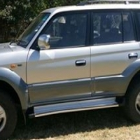 Toyota Prado 3.0L KZ-TE VX