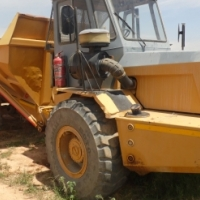 We are selling this Bell 20T dumper