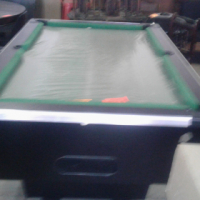 brand new slate top coi  operated pool table