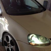"""Golf GTi 5&6,2005/2010 with 18"""" mags"""