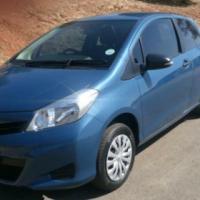 2012 Toyota Yaris 1.0Xi 3Dr (New Shape)