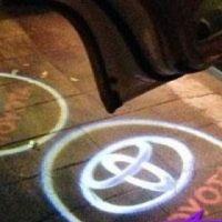 Door Puddle Light with VW Design (pair)