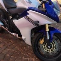 2012 Honda CBR 600 F only 6700 kms like brand new
