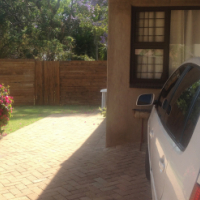Gardenflat for rent in secure area in Menlopark