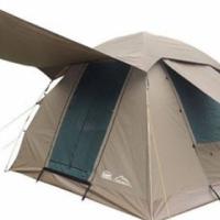 Campmaster Safari Dome 510 5 Sleeper Canvas tent