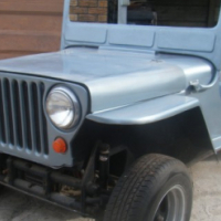 Willy's Jeep, New VW1600 Engine,Gearbox,New Tyres and Mags.Restoration complete just odds and ends