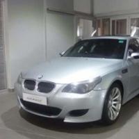 BMW 5 Series Sedan Smg