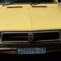 Nissan 1982 datsun 1400