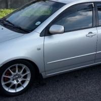 2003 Toyota RUNX RSI 180