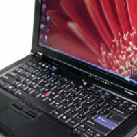 Lenovo T500 Core 2 Duo laptop with webcam for sale