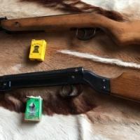 Vintage pellet guns