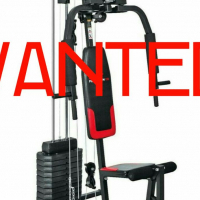 Home gym wanted for R600