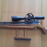 Jackal M10 pcp 4.5mm pelletgun for sale.