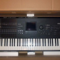 Yamaha Motif XF8 Keyboard Synthesizer