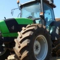 Deutz - Fahr Agricultural Tractor