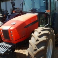 SAME Explorer ³ 115E Agricultural Tractor