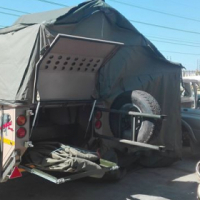 I am Selling my Conqueror offroad camping trailer