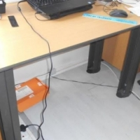 3 x Strong office desks for sale