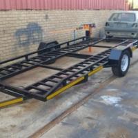 Breakneck Car trailer