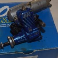 OS 10 la R/C Model Aircraft  engine