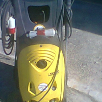 KÄRCHER 3-phase high pressure cleaner for sale