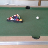 SHOOT Pool table
