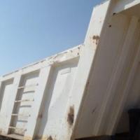 Meiler Tipper Truck Bin
