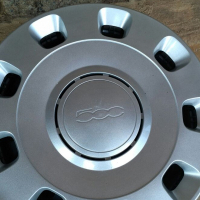 stainless steel rims and wheel caps x 4