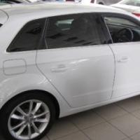 2014 Audi A3 1.8 T FSi Sportback S-Tronic