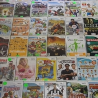 Wii original Games & accessories sold separately