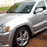 Jeep SRT 8 suv 2007 model in excellent condition for sale