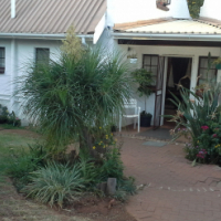 Large self catering fully furnished double bed in secure household for rent.