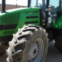 Deutz - Fahr Agrotrac 150 Agricultural Tractor