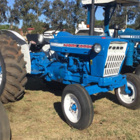 FORD4000TRACTOR