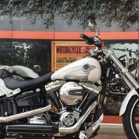 Harley Davidson Softail FXSB Breakout