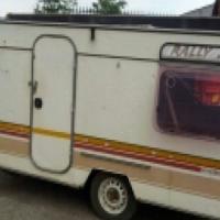 Sprite swift Site caravan