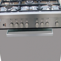 Glem - Bella EI9612VI 90cm Gas/Electric Free Standing Cooker