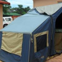 Venter Mossie  Camping Trailer