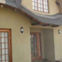 This perfect family  3-bedroom double story thatch house, with 1 bedroom 1 bathroom cottage for sale
