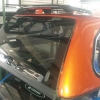 Mystique burnt orange Ranger T6