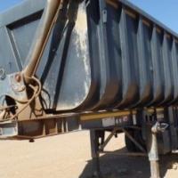 SA Truck Bodies Double Axle Trailer