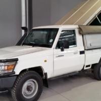 2010 Toyota Land Cruiser 4.2 Diesel