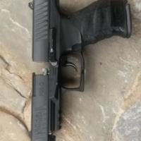gas gun whalther P99Q