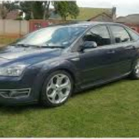 High performance  FORD Focus ST 2.5 Five door, full service history available for R 159 000
