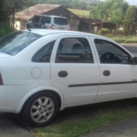 2002 OPEL CORSA CLASSIC 1.7 TURBO DIESEL MOTOR VEHICLE FOR SALE