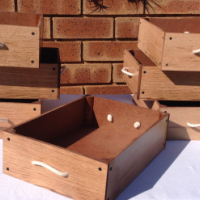 Hamper/Utility Boxes