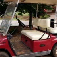 Golf car cart